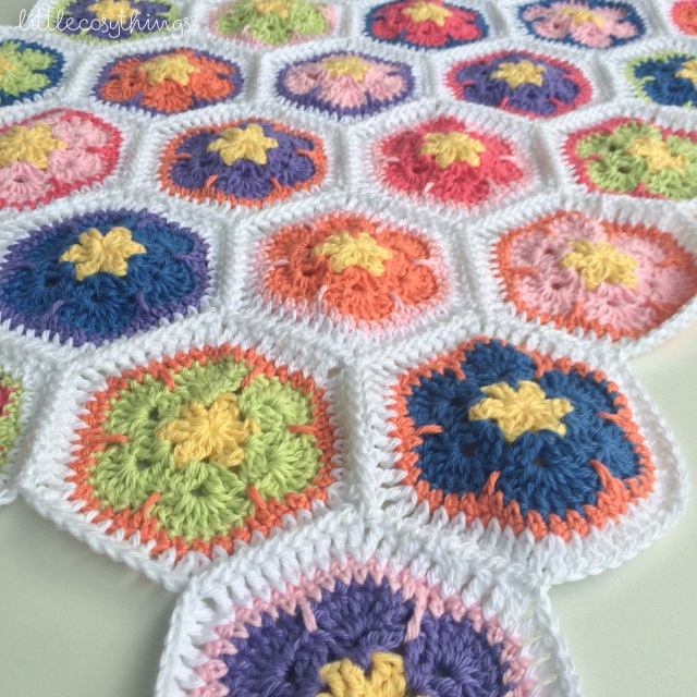 Little Cosy Things - African Flower Crochet - Ten