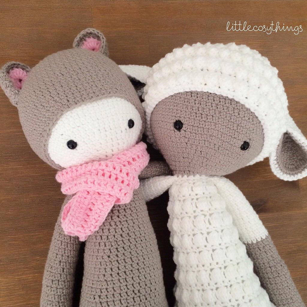Lupo the Lamb & Kira the Kangaroo… my new love affair with Lalylala ...