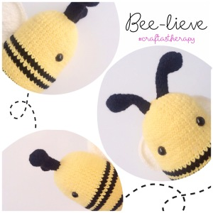 Barnabee the Bee by Little Cosy Things