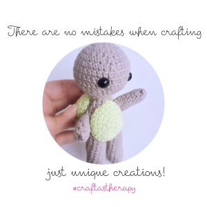 Teddy the Turtle - by Little Cosy Things